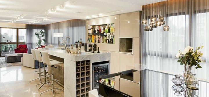 Ideas for a home bar area - House I Love