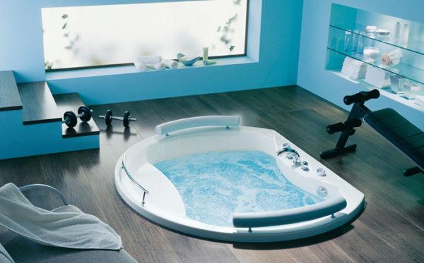 Minimalist tubs
