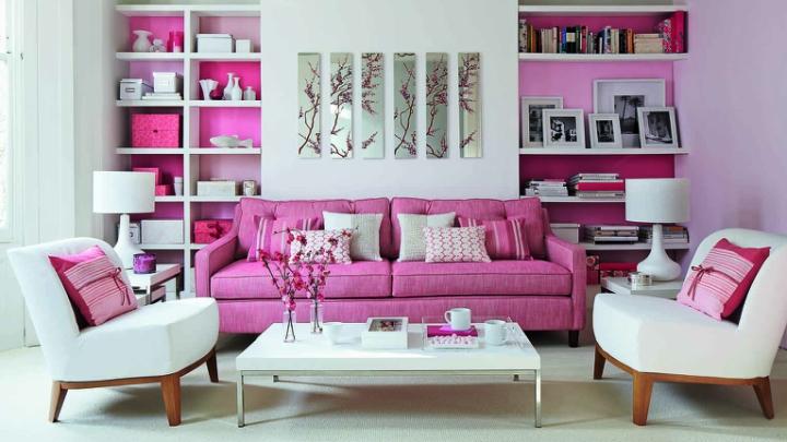 pink-decor