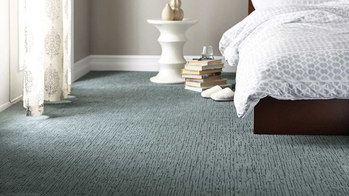 carpet in every room