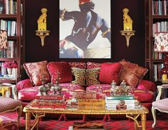 Maximalist decoration