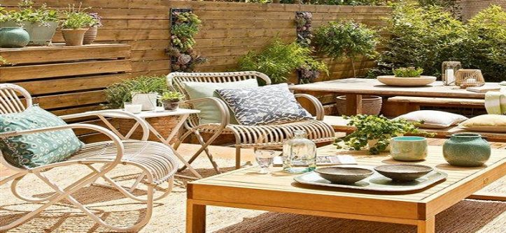 Get your summer terrace