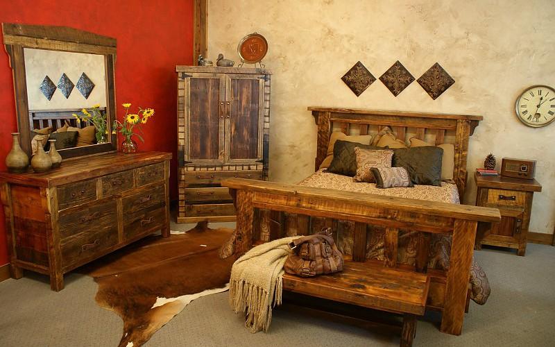 restore an antique furniture