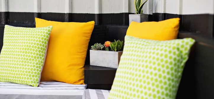 fabrics for cushions