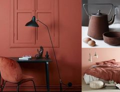 decorate with terracotta
