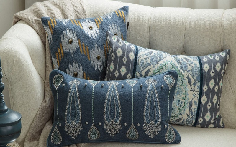 discover fabrics for cushions