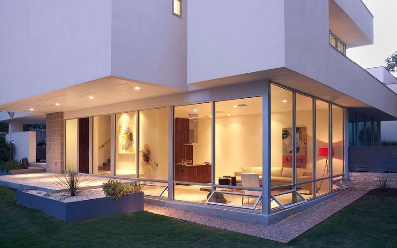 ideas of windows for modern houses