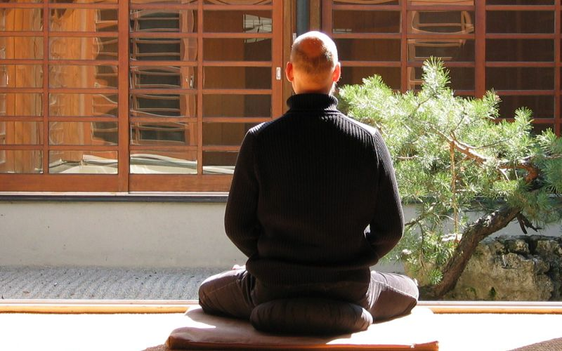 best meditation space at home