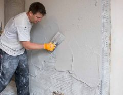 How to treat damp walls internally