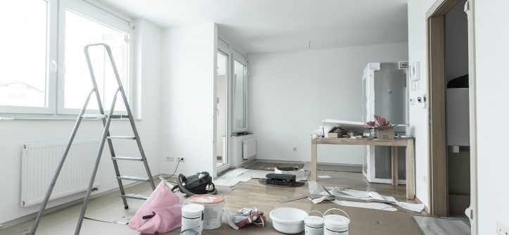 how to renovate a room on a budget