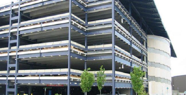 Building Metal Parking Structures