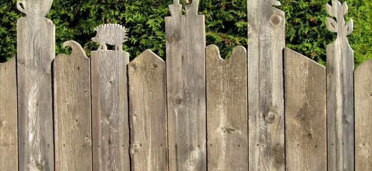 Stain or Seal Your Fence