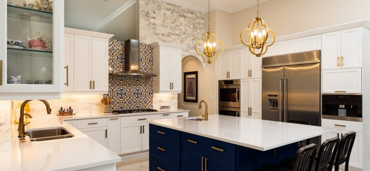 Modernize Your Outdated Kitchen