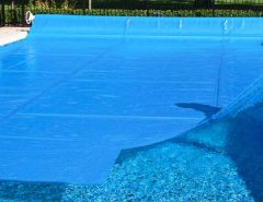 about solar pool covers