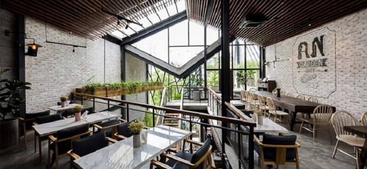 How to design a café