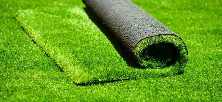 installing artificial grass at home