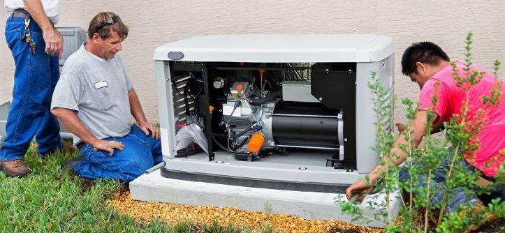 Whole House Generator Run On Propane