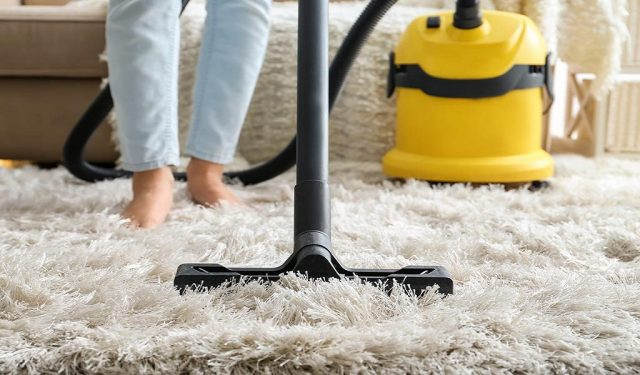 Carpet To Vacuum