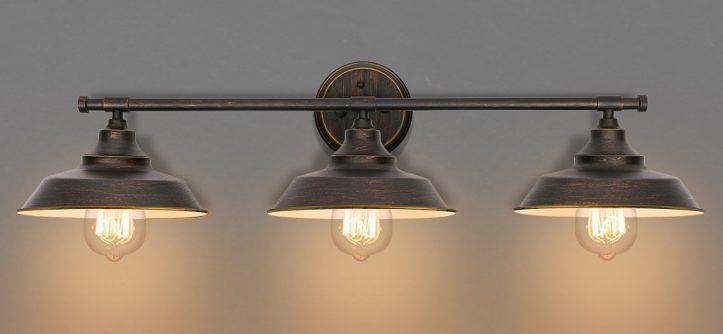 Farmhouse Bathroom Lighting tips