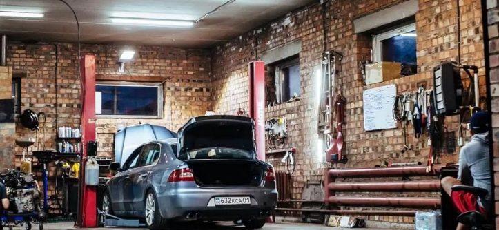Use a Garage Air Conditioner
