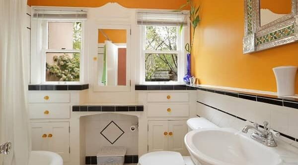 What type of paint for bathroom